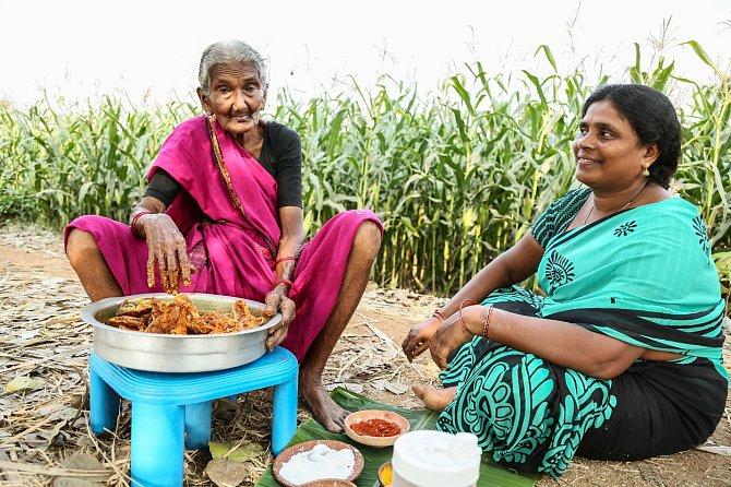 Mastanamma nejčastěji vaří z ingrediencí, které jsou v Indii dostupné - z vajec, ryb, zeleniny, ovoce a kuřecího masa.