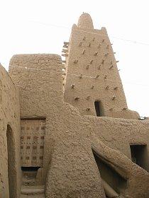 Mešita Djingareiber v Timbuktu