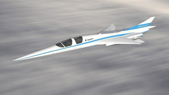 XB-1 je momentálně ve výstavbě v hangáru u letiště Centennial, jižně od Denveru. První zkušební let se plánuje na příští rok.