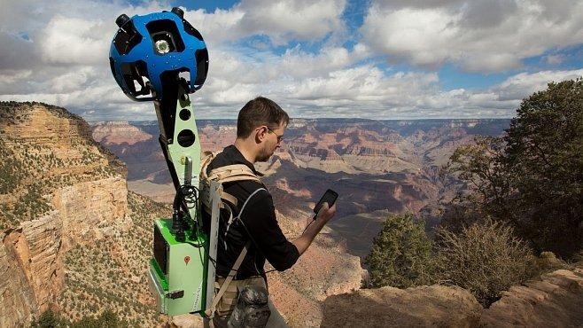 VIDEO: Projděte se Grand Canyonem. Z domova. Pomůže vám Google Street View