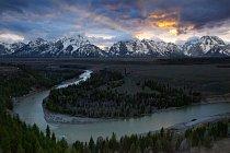 Bridger-Teton National Forest ve Wyomingu chrání 623,6 kilometru od roku 2009 FOTO: Michael Melford pro National Geographic