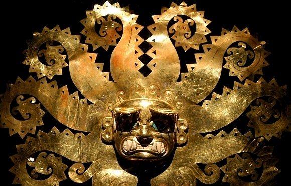 Obětní oltář patřil předchůdcům slavných Inků. Obětováni byli i lidé