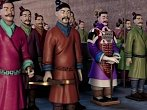 Terakotová armáda v barvě