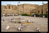 Několik tisíc let stará citadela v Erbílu