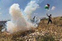 Palestinské protesty na Západním břehu