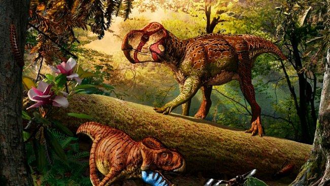 V Kanadě objevili neznámé dinosaury. Vypadají jako papoušci