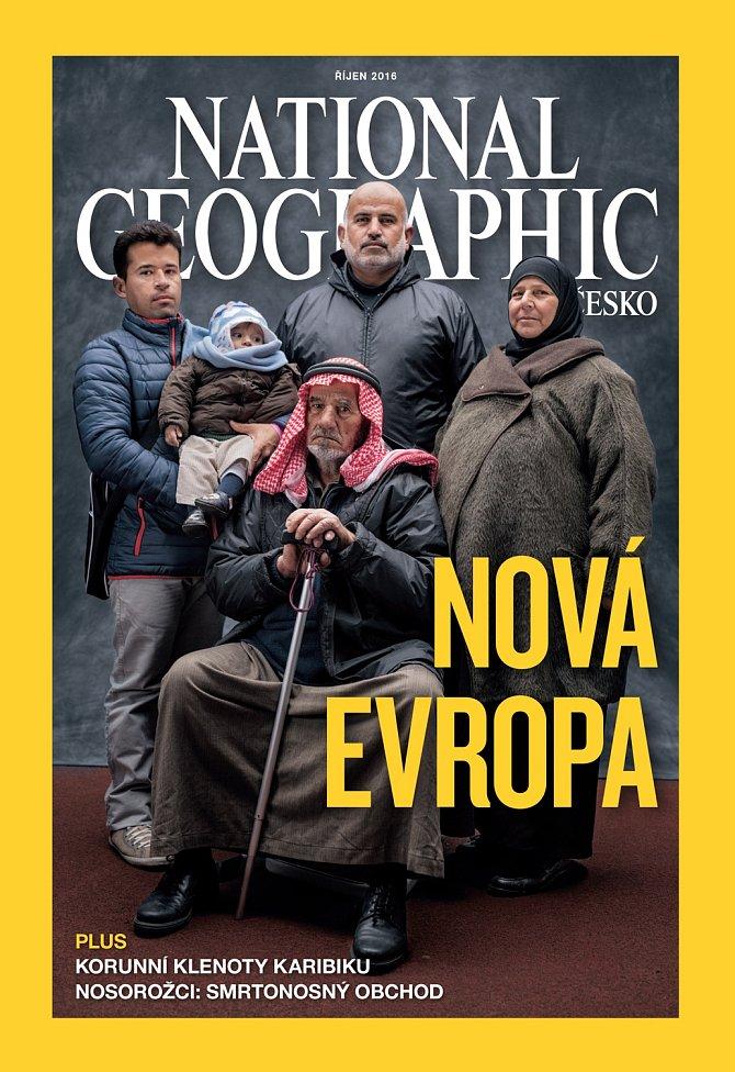 Časopis National Geografic říjen 2016