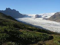 Národní park Skaftafell