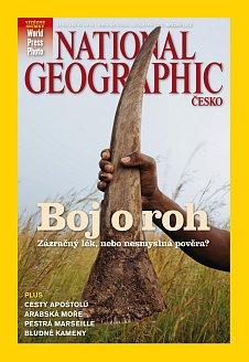 Obsah časopisu – březen 2012