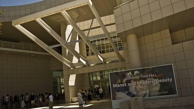 Nové Gettyho centrum otevřelo své brány veřejnosti v roce 1997. Veřejnost má vstup zdarma.