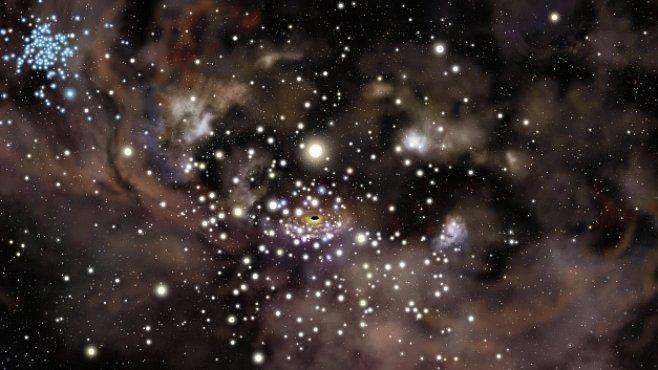 Černé díry: Extrémní podmínky uvnitř nich jsou stále záhadou. Brzy se to však změní