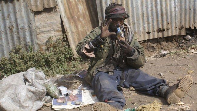 Reportáž psaná na skládce aneb Keňa, kde jsou sloni leda tak v igelitu