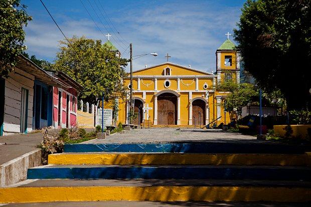 Kostelík vobci Moyogalpa