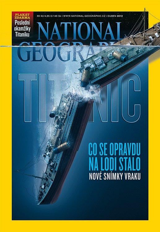 Obsah časopisu – duben 2012