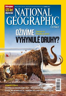 Obsah časopisu - duben 2013