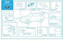 Nechal si vyrobit od automobilky Land Rover vůz Discovery, který je vlastně pojízdnou kuchyní.