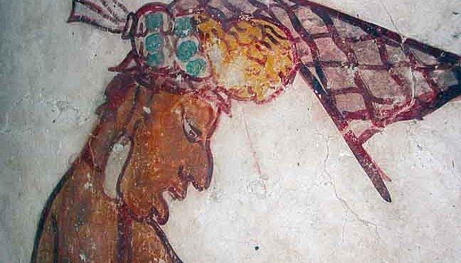 Mocná mayská dynastie panovala déle, než se myslelo. Odhalily to nedávno objevené fresky