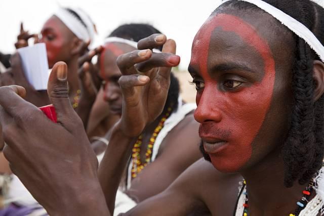 Oslavy se konají každoročně koncem září, když končí období deštů, v severním Nigeru.