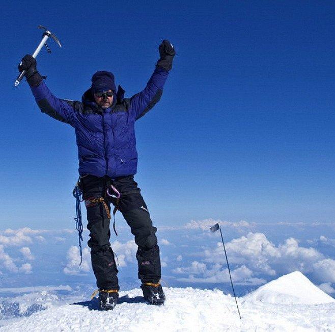 SPECIÁL: 7 vrcholů 7 kontinentů Miroslava Cabana