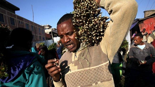 RECENZE: Na střeše Afriky. Habeší za války a Etiopií v míru