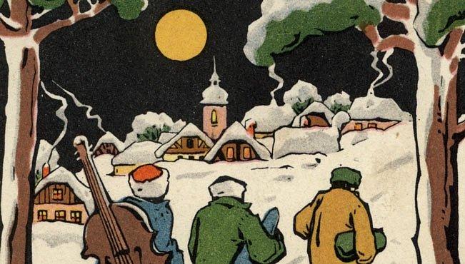 Romské Vánoce aneb Bachtale Karačoňa