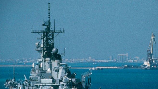 Válečné lodě budoucnosti má pohánět mořská voda