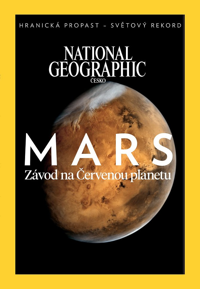 National Geographic 11/2016