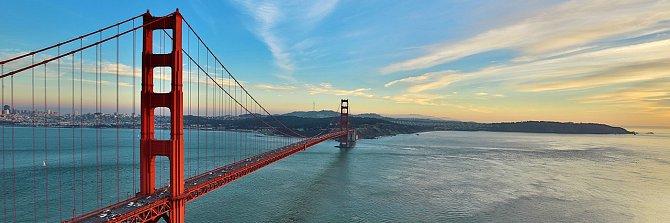 Golden Gate vSan Francisku