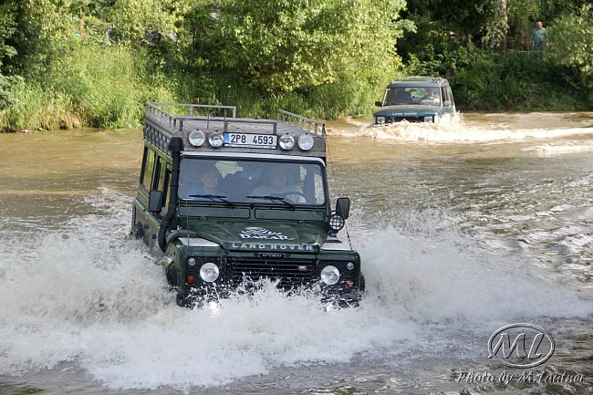 17. ročník Land Rover Cupu se koná v sobotu 16. června od 9:00 v offroad zóně u Přeštic.