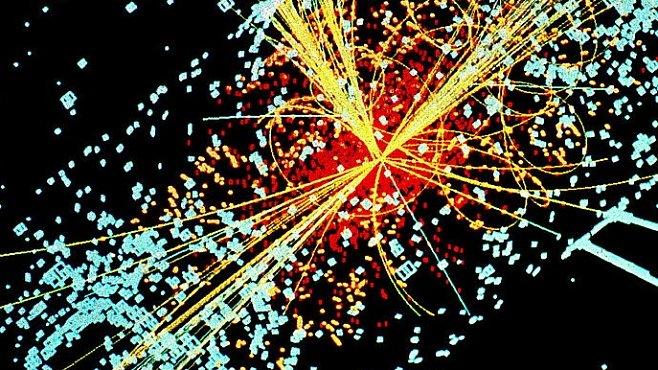 Vědci zřejmě našli chybějící článek v teorii o vzniku vesmíru. Božskou částici neboli Higgsův boson