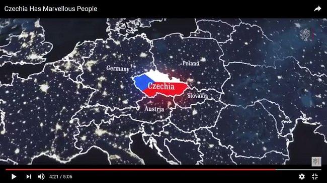 Propagační spot České republiky