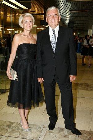 Miroslav a Zuzana Donutilovi