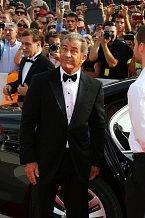 Největší hvězdou byl letos bezesporu Mel Gibson.