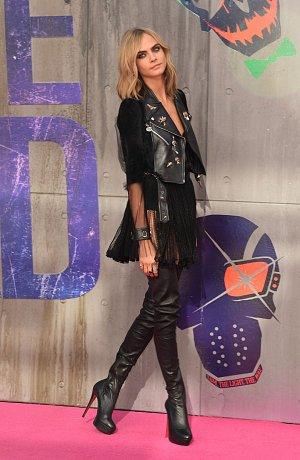 Cara Delevingne je módní chameleon!