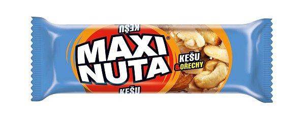 Tyčinka MAXI NUTA kešu