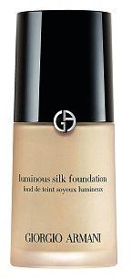 Rozjasňující make-up Luminious Silk Foundation, Giorgio Armani, 30 ml 1695 Kč