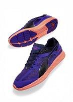 Běžecká bota Puma IGNITE je navržena tak, aby běžkyni poháněla dopředu. Cena 2999 Kč.