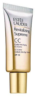 Revitalizing Supreme CC SPF 10 snižuje veškeré známky stárnutí pleti, Estée Lauder, 30 ml 1699 Kč.