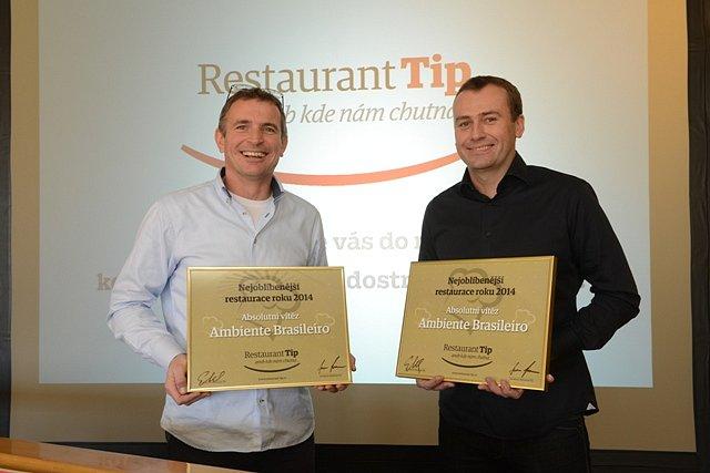 Absolutním vítězem se nakonec stala restaurace Ambiente Brasileiro
