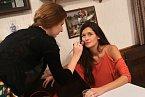 Petra Faltýnová patří mezi naše nejúspěšnější modelky.