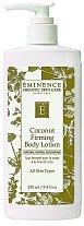 Kokosové tělové mléko Coconut Firming Body Lotion, Éminence, 250 ml 983 Kč.