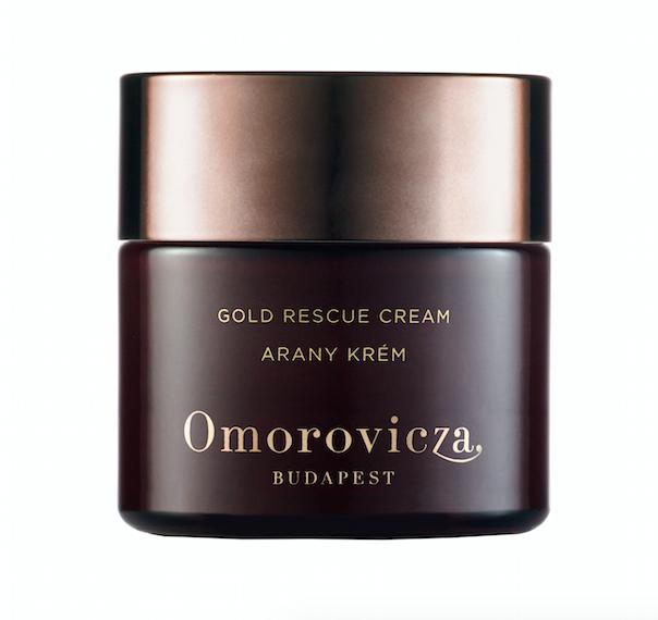 Krém Gold Rescue Cream vzpruží a omladí pleť v nastávajícím chladném období, Omorovicza, k dostání v Ingredients, cena 4890 Kč.