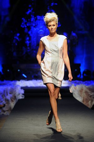 Fashion show Bod vzletu Beaty Rajské