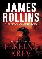 Napětí čtenáři najdou také vknize Pekelná krev autorské dvojice Rollins & Cantrellová.
