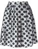 Nabíraná sukně po kolena, Moschino, 4455 Kč