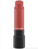 Matná rtěnka s navýšeným množstvím pigmentů pro extrémní barevnou intenzitu, Liptensity Lipstick odstín Smoked Almond, MAC, cena 690 Kč.