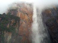 Vrchol Andělského vodopádu