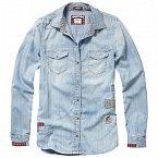 Džínová košile Pepe Jeans. Info o ceně v obchodě.