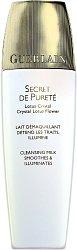 Osvěžující a rozjasňující Secret De Pureté odstraní i voděodolný make-up, Guerlain, 200 ml 959 Kč.
