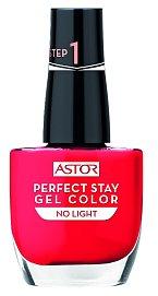 Lak na nehty Perfect Stay Gel Color s vlastnostmi gelového laku bez použití lampy, Astor, 12 ml 100 Kč